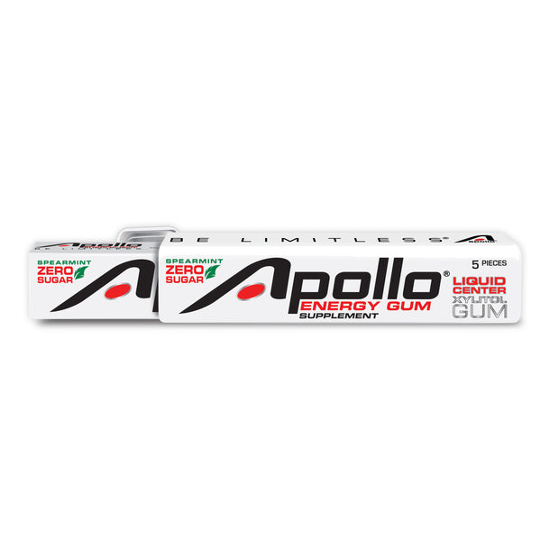 Apollo Energy Gum Capsule