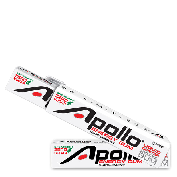 Apollo Energy Gum - Launch Kit