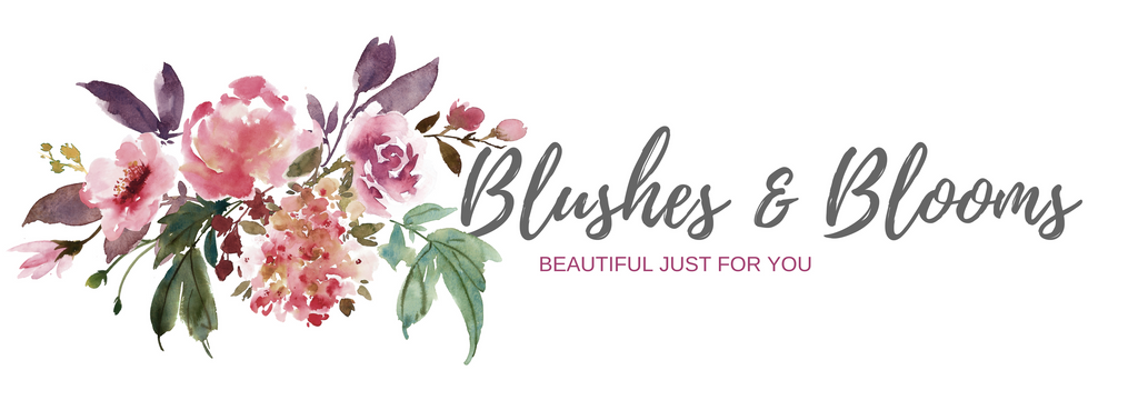 Welcome to our new store Blushes & Blooms!!!