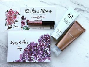 Mother's Day Beauty Bundle - Blushes & Blooms