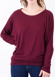 Natural Vibe Brushed Top (Port)