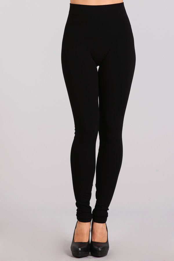M Rena Tummy Tuck Legging (Black)