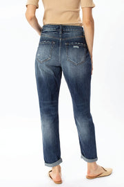 Kancan Distressed Girlfriend Jean