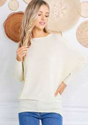 Jolie All Day Slouch Top (Lemon)