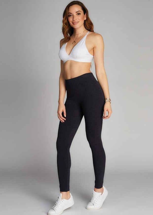 C'est Moi Bamboo Fleece Lined Leggings
