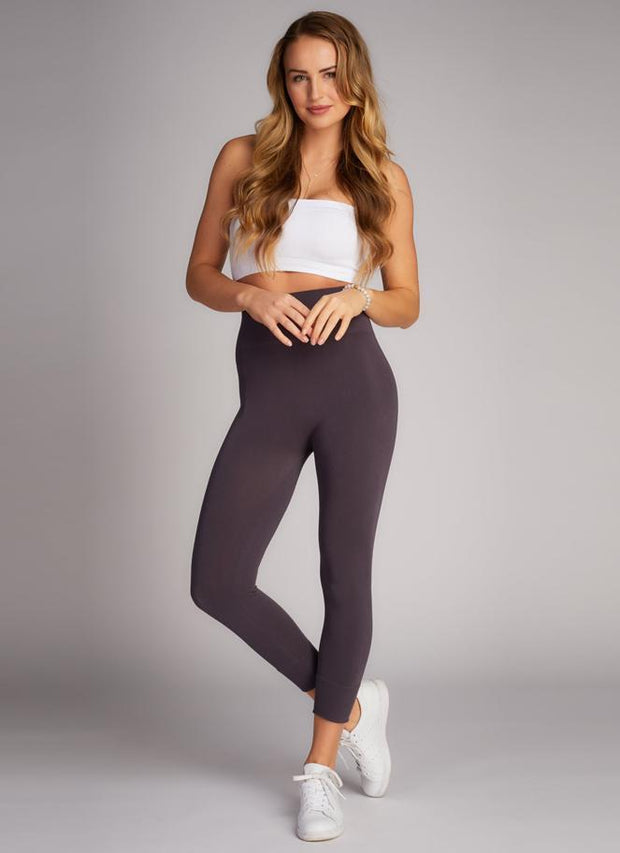 Bamboo Crop Legging (4 colours)