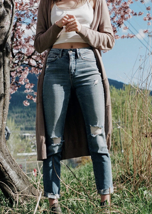 Silver Isbister Ranger Jeans