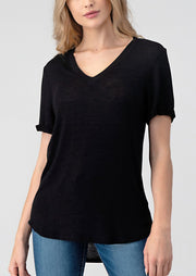 Natural Vibe Everyday Tee (Black)