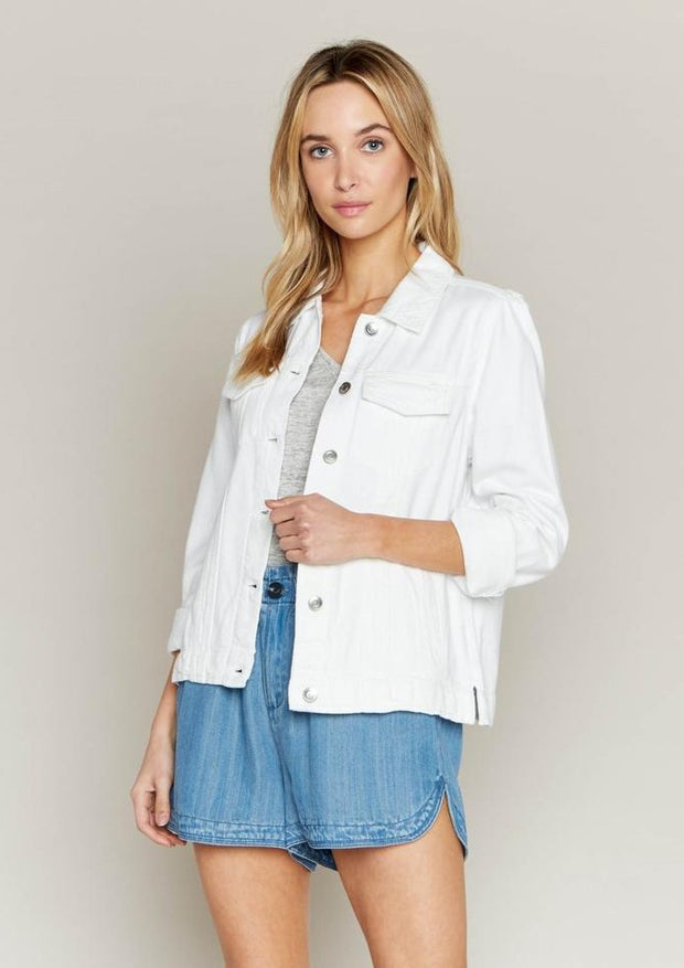 Thread & Supply Jackie Jacket (White)