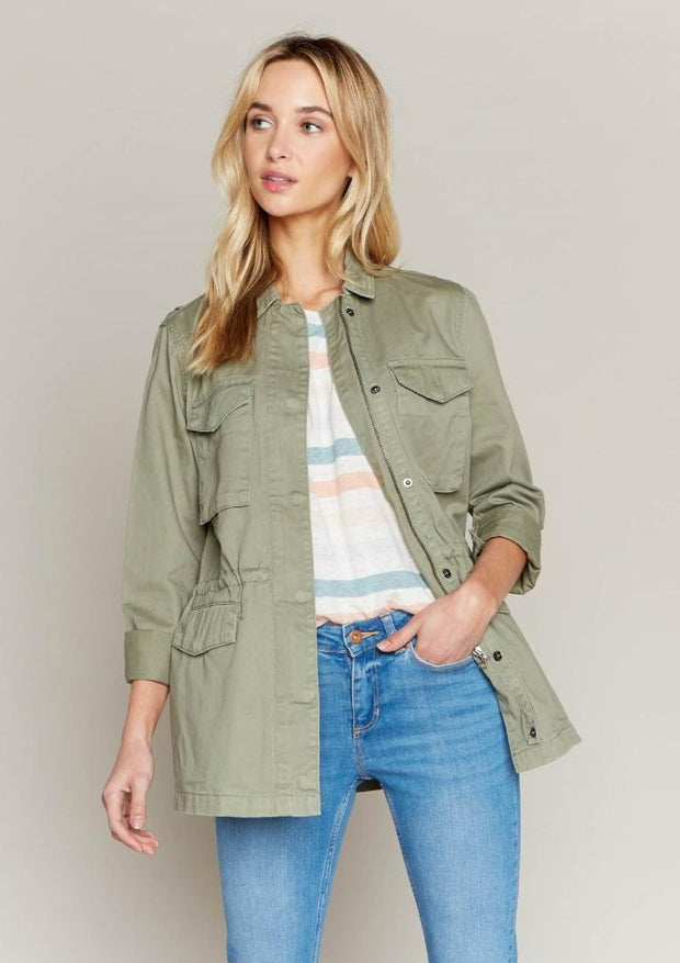 Thread & Supply Luna Jacket (Willow Green)