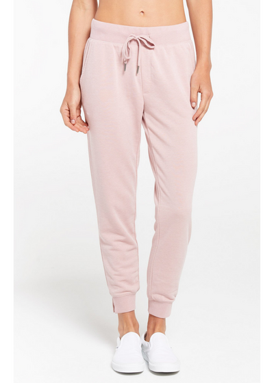 Z Supply Loop Terry Jogger (Blossom)