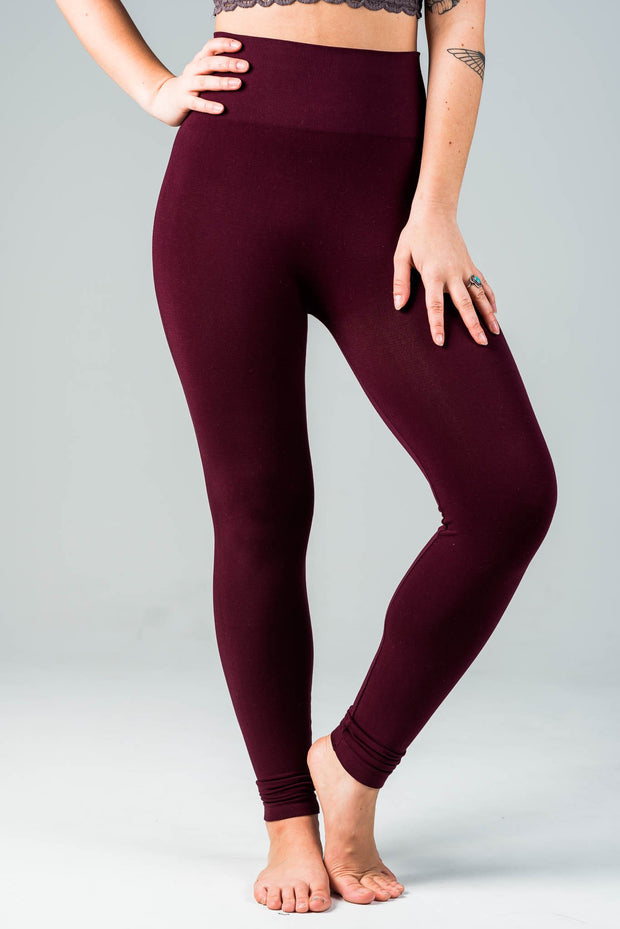 C'est Moi Bamboo High Waisted Legging