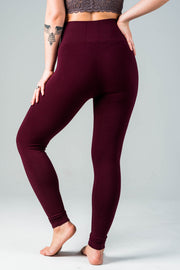 Bamboo Full-Length Legging (4 colours)