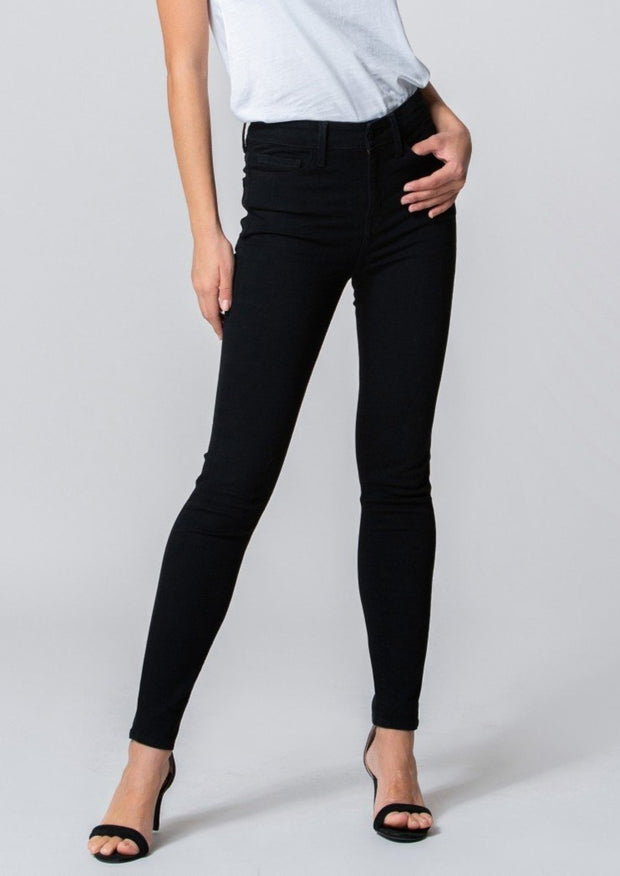 Flying Monkey High Rise Black Skinny