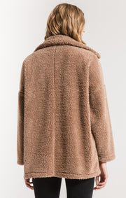 Z Supply Sherpa Teddy Bear Coat (Teddy)