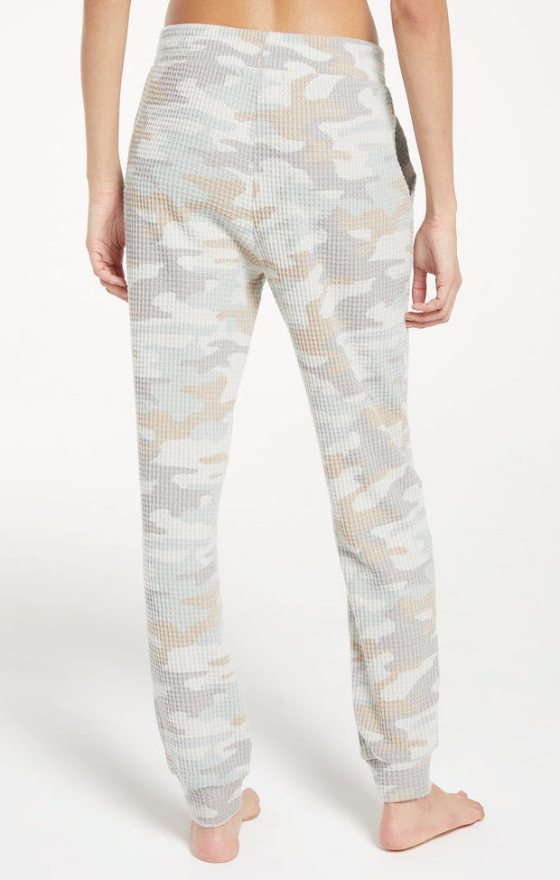 Z Supply Camo Thermal Jogger