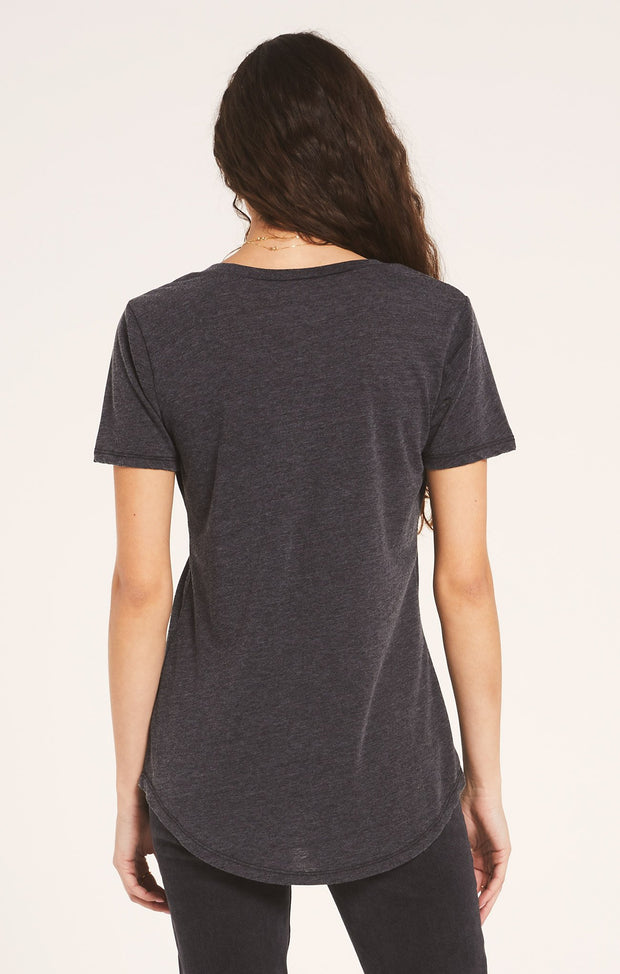 Z Supply Pocket Tee (Washed Black)