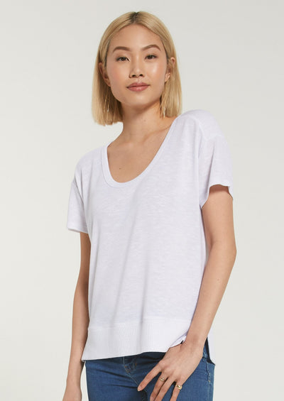Z Supply Relaxed Hacci Tee