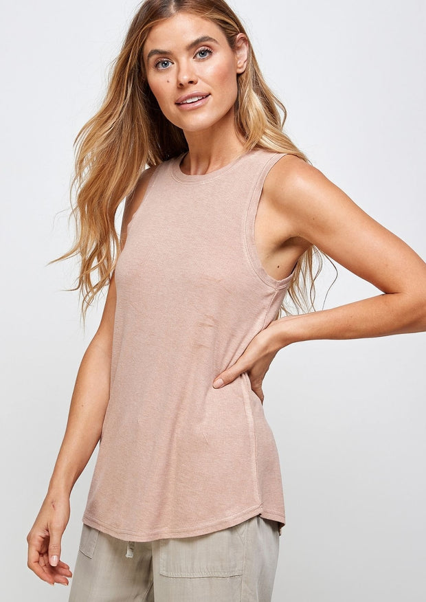 Thread & Supply Sinclair Tank (Peach)