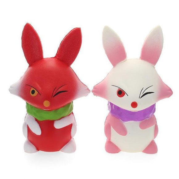 Squishy Toy - Angry Rabbit