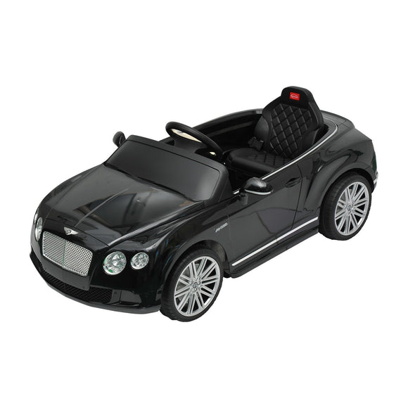 Kids Ride On Toy Car Bentley GTC With Parental Remote Control (HDF J-52006) - Kids Ride On Cars - Cowboy Wholesale