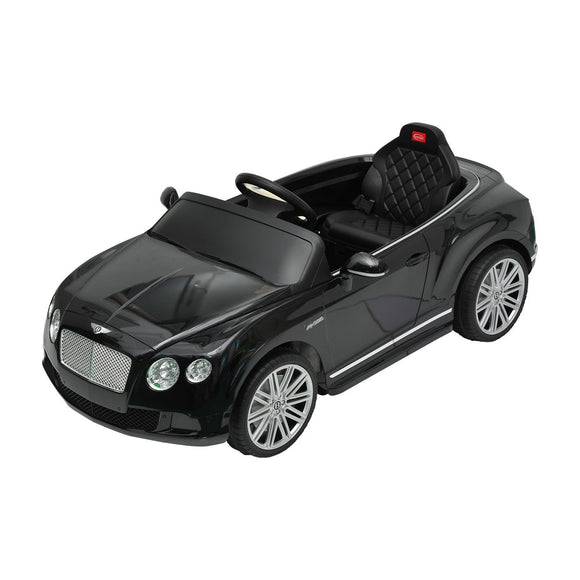 Kids Ride On Toy Car Bentley GTC 6V With Parental Remote Control (HDF J-52006) - Skytown Deals