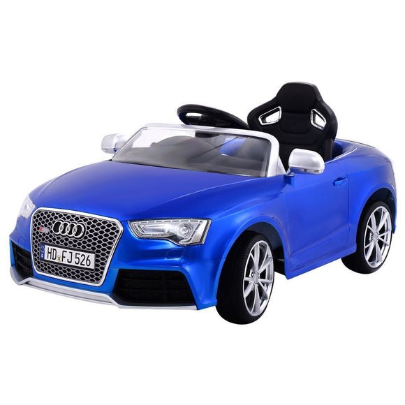 Kids Ride On Toy Car Audi RS5 12V With Parental Remote Control (HDF-J526) - Skytown Deals