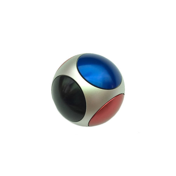 Fidget Zinc Alloy Metal Spinner (Multi-Side Spin Ball) - Stage 3 - Skytown Deals