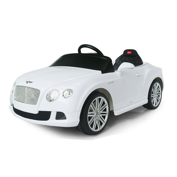 Kids Ride On Toy Car Bentley GTC 12V With Parental Remote Control (HDF J52012) - Kid's Ride On Cars - Skytown Deals