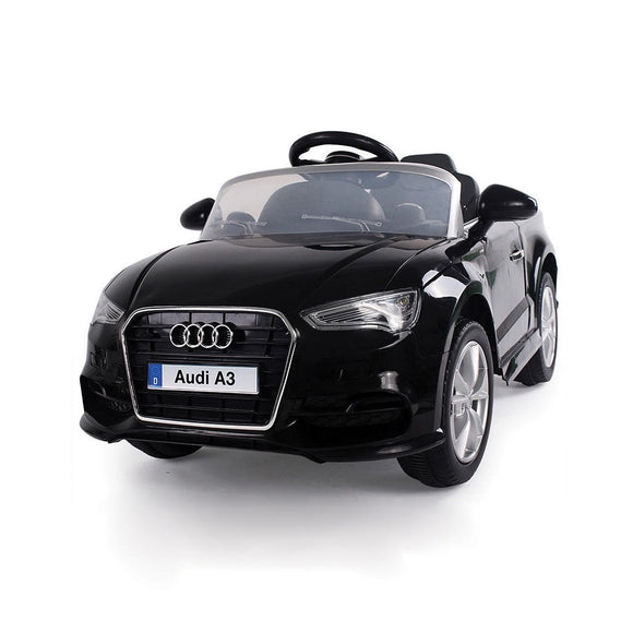 Kids Ride On Toy Car Audi A3 With Parental Remote Control (HT-99852) - Kids Ride On Cars - Cowboy Wholesale