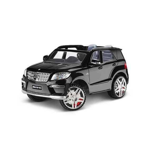 Kids Ride On Toy Car Mercedes Benz ML-350 With Parental Remote Control (QX7996) - Kids Ride On Cars - Cowboy Wholesale