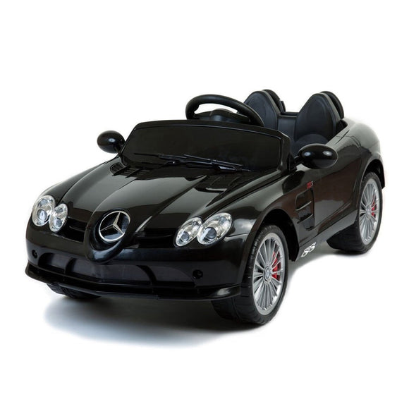 Kids Ride On Toy Car Mercedes-Benz SLS With Parental Remote Control (QX-7997) - Kids Ride On Cars - Cowboy Wholesale