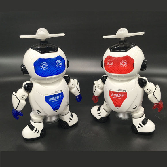 Danceking Action Toy w/ LED Lights