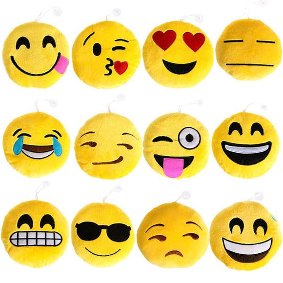 Emoji Bolster - Large (12 Pack)