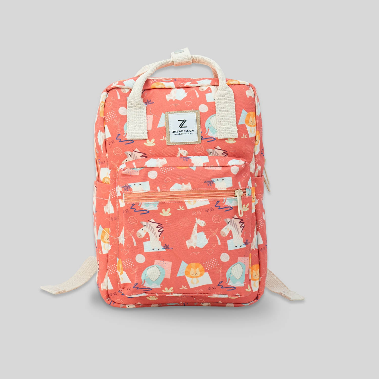 Aki Backpack size S Printed