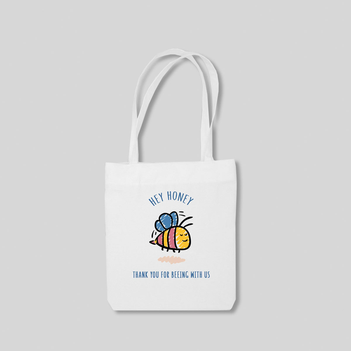 Tote 2in1 Printed