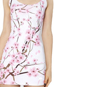 CHERRY BLOSSOM SLEEVELESS DRESS