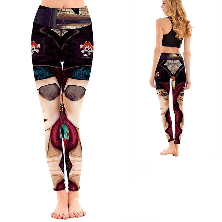 LOTUSX™ BRIGAND LEGGINGS
