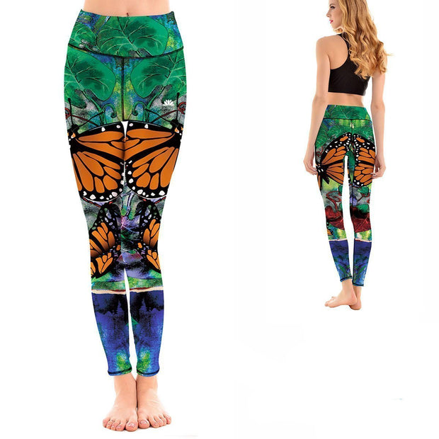 LOTUSX™ MONARCH LEGGINGS