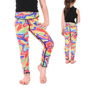 LOTUSX™ KID'S TYEDYE LEGGINGS