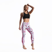 LOTUSXLITE CHERRY BLOSSOMS LEGGINGS
