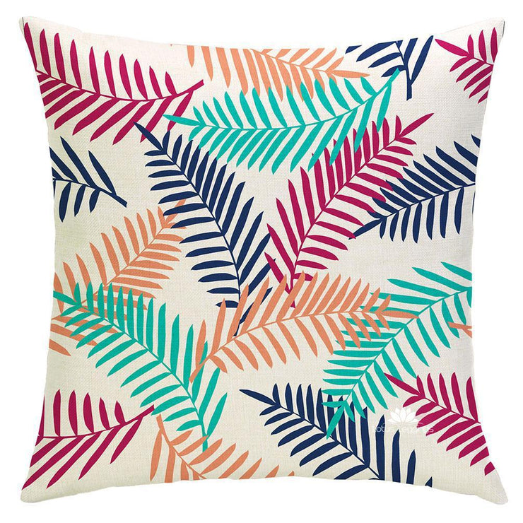 SOFT SPRING PILLOW COVER
