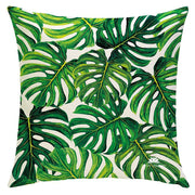 SMOOTH TROPIC PILLOW COVER