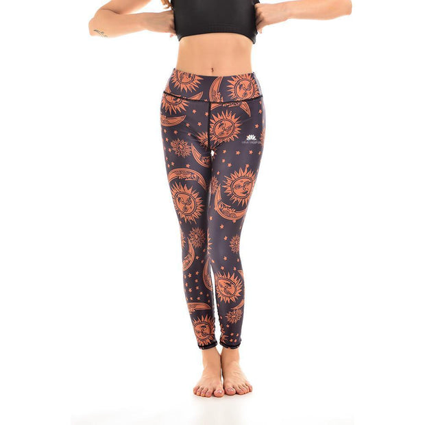LOTUSX™ SUN AND MOON LEGGINGS