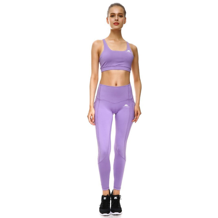 LAVENDER PERFORMX LEGGINGS