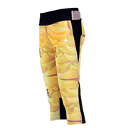 SWEET BANANAS ATHLETIC CAPRI
