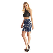 HELIOTROPE BODYCON SKIRT