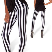 STRIPED LEGGINGS