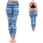 LOTUSX™ 50 SHADES OF BLUE LEGGINGS