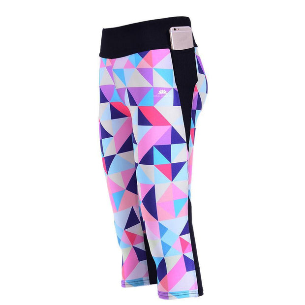 DIAMOND ATHLETIC CAPRI